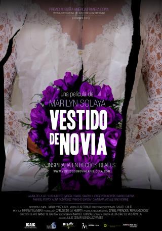 vestido de novia » premios goya 2019