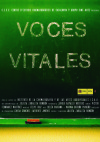 Cartel de Voces vitales