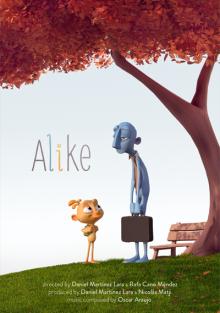 Cartel de Alike