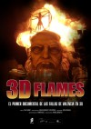 Cartel de 3D Flames