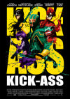 Cartel de Kicks-Ass: Listo para machacar