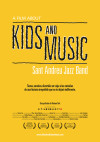 Cartel de A Film About Kids and Music. Sant Andreu Jazz Band.