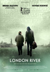 Cartel de London River