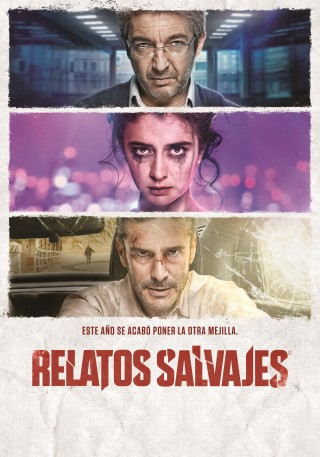 Cartel de Relatos salvajes