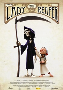 Cartel de The Lady and the Reaper  / La dama y la muerte
