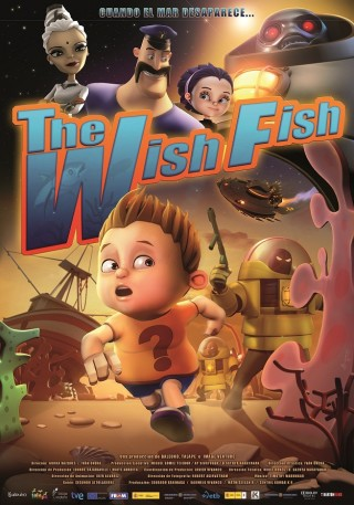 Cartel de The wish fish