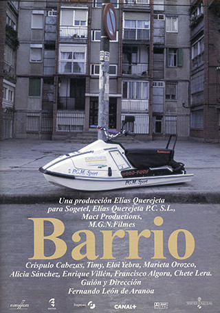 Cartel de Barrio