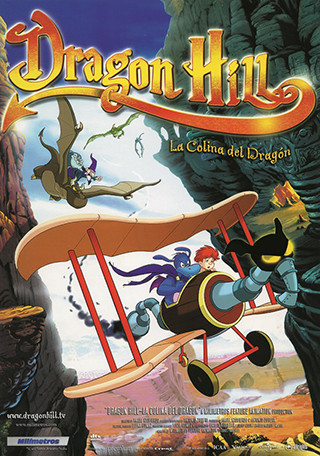 Cartel de Dragon Hill, La colina del dragón