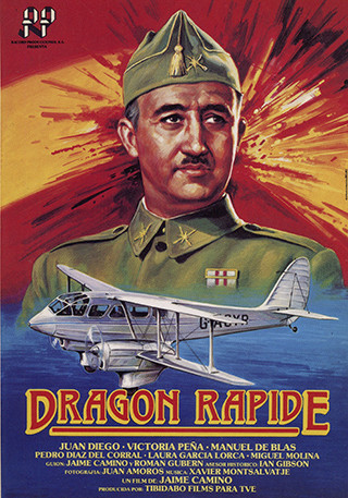 Cartel de Dragon Rapide