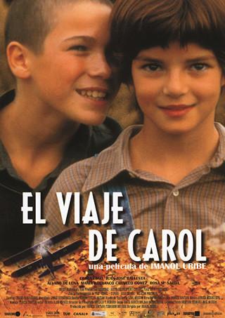 Cartel de El viaje de Carol