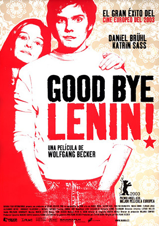 Cartel de Good Bye, Lenin!
