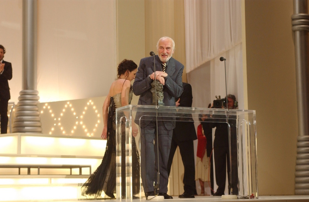 Héctor Alterio. Goya Honor 2004 (2)