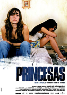 Cartel de Princesas