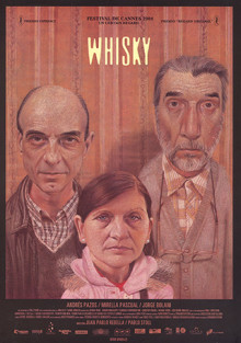 Cartel de Whisky