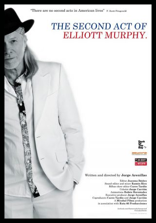 Cartel de The Second Act of Elliott Murphy