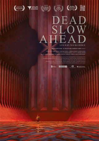 Cartel de Dead Slow Ahead