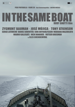 Cartel de In the Same Boat (En el mismo barco)