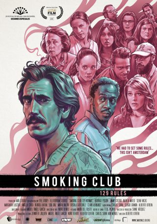 Cartel de Smoking Club (129 normas)