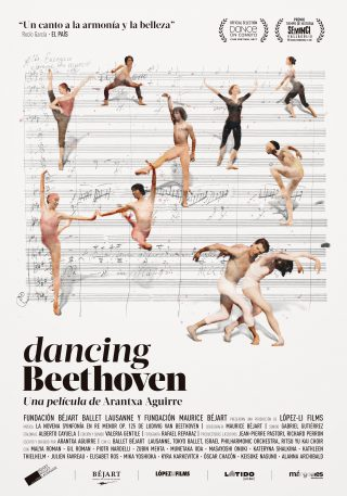 Cartel de Dancing Beethoven