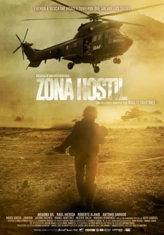 Cartel de Zona hostil