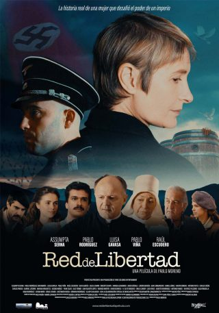 Cartel de Red de libertad