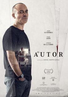 Cartel de El autor