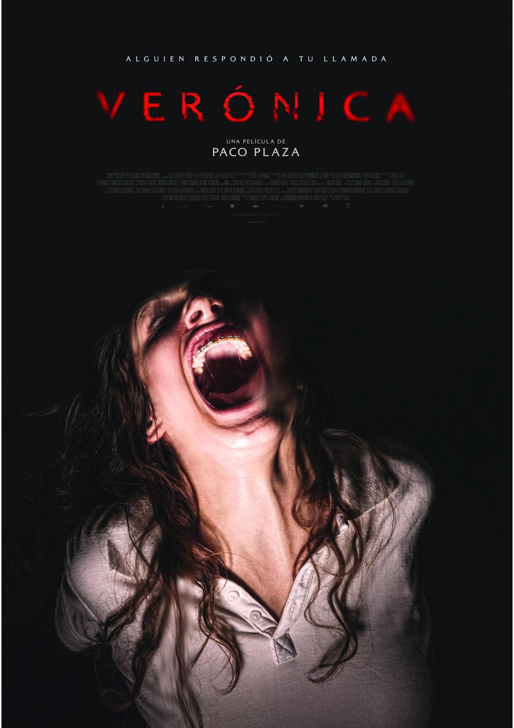Cartel de Verónica