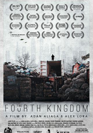 Cartel de The Fourth Kingdom