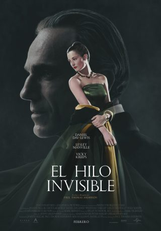 Cartel de El hilo invisible