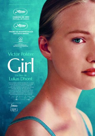 Cartel de Girl