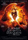 Cartel de El hombre que mató a Don Quijote