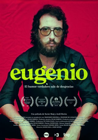 Cartel de Eugenio