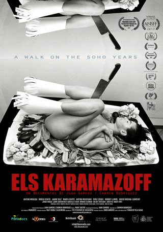 Cartel de Els Karamazoff (A Walk on the SoHo Years)
