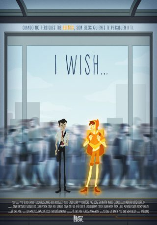 Cartel de I Wish…