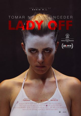 Cartel de Lady Off