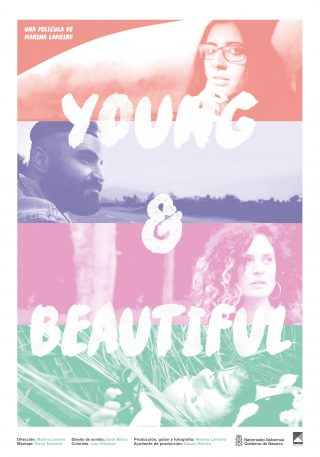 Cartel de Young & Beautiful