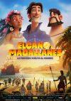 Cartel de Elcano y Magallanes la primera vuelta al mundo