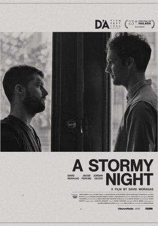 Cartel de A Stormy Night