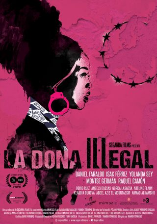 Cartel de La dona il·legal
