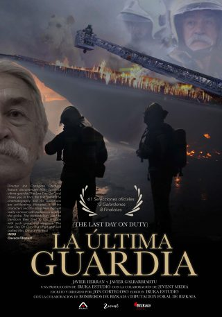 Cartel de La última guardia